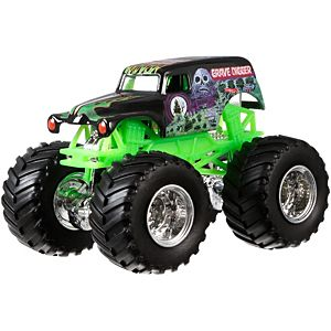Hot Wheels Monster Jam 1:64 Grave Digger (Grim)