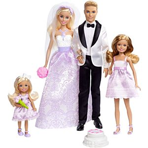 Barbie® Wedding Gift Set