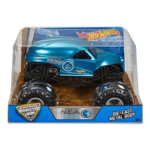 Hot Wheels® Monster Jam® Nea Blue