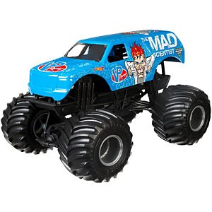 Hot Wheels® Monster Jam® The Mad Scientist Vehicle