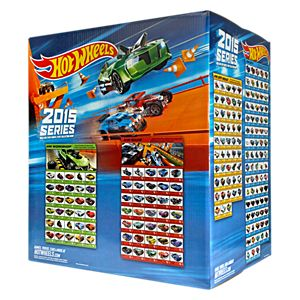 2015 Hot Wheels Mainline Factory-Sealed Set