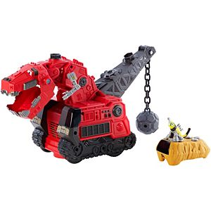 Dinotrux Reptool Control Ty Rux Character