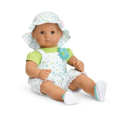 Daisy Petals Outfit For Dolls American Girl