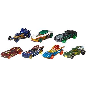 Hot Wheels® DC Comics™ Character Car Collection