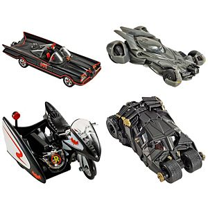 Hot Wheels® Batman Collection Vehicles