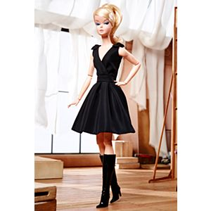 <em>Classic Black Dress</em> Barbie® Doll