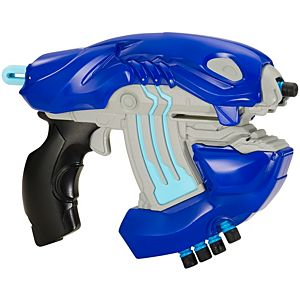 BOOMco.™ Halo Covenant Plasma Type-25 Blaster - Blue Darts