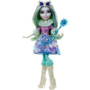 Ever After High® Epic Winter™ Crystal Winter™ Doll
