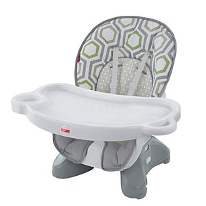 SpaceSaver High Chair – Geo Meadow™
