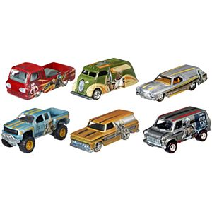 Hot Wheels® Pop Culture Collection
