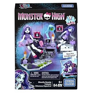 Mega Bloks® Monster High® Ghostly Gossip Column