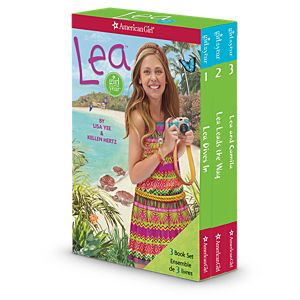 Lea 3-Book Boxed Set