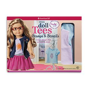 Doll Tees: Stamps & Stencils