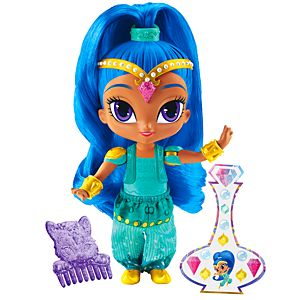 shimmer and shine toys dolls accessories fisher price