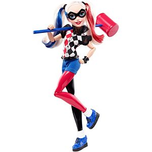 DC Super Hero Girls™ Harley Quinn™ 12-Inch Action Doll