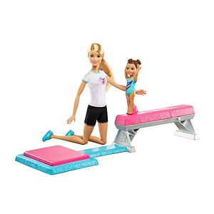 Barbie® Flippin Fun Gymnast