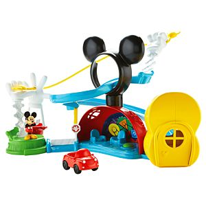 Mickey Mouse Clubhouse - Zip, Slide and Zoom Clubhouse