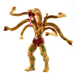 Masters of the Universe® Serpentine King Hssss® Figure