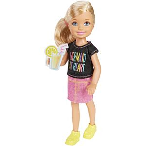 Barbie™ and Her Sisters in a Puppy Chase - Chelsea™ Doll - Mermaid T-Shirt