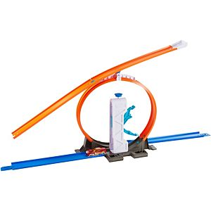 Hot Wheels® Track Builder - Loop Launcher