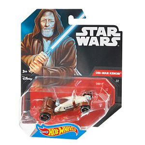 Hot Wheels® Star Wars™ Obi-Wan Kenobi™ Character Car