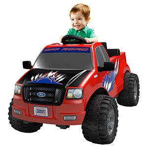 Power Wheels® Ford Lil F-150 Red