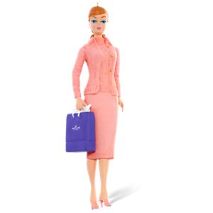 Commuter Set™ Barbie™ Ornament