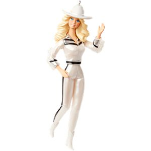 Western Barbie™ Ornament
