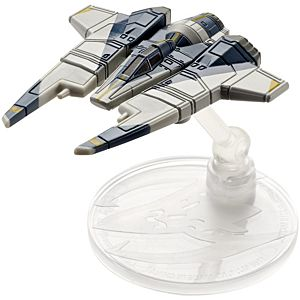 Hot Wheels® Star Wars™ Fenn Rau's Mandalorian Talon Fighter™