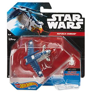 Hot Wheels® Star Wars™ Starship Republic Gunship™