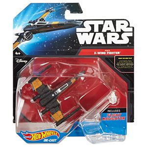 Hot Wheels® Star Wars™ Poe's X-Wing Fighter™