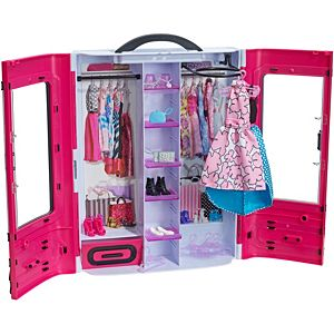 Barbie Furniture: Kitchen, Bedroom & Bathroom Sets | Barbie