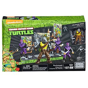 Mega Bloks® Teenage Mutant Ninja Turtles™ Rocksteady™ Villain Pack