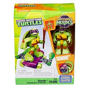 Mega Bloks® Teenage Half-Shell Heroes™ Skateboard Donnie™