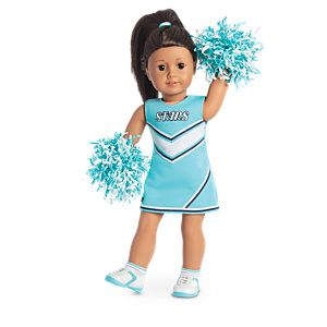 Spirit Squad Outfit for 18-inch Dolls