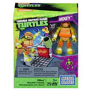 Mega Bloks® Teenage Mutant Ninja Turtles™ Mikey™ Nunchuk Training