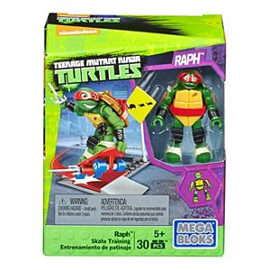 Mega Bloks® Teenage Mutant Ninja Turtles™ Raph™ Skate Training