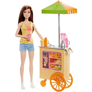 Barbie® Careers Smoothie Chef Doll & Playset