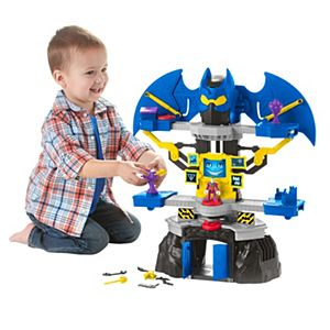 Imaginext® DC Super Friends™ Transforming Batcave