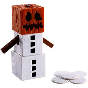Minecraft Basic Series 2 Snow Golem Action Figure