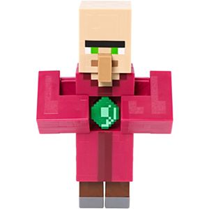 Minecraft Basic Series 2 Villager with Emerald Action Figure