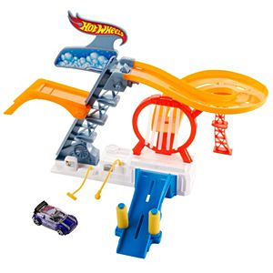 Hot Wheels® Rinse & Race Play Set