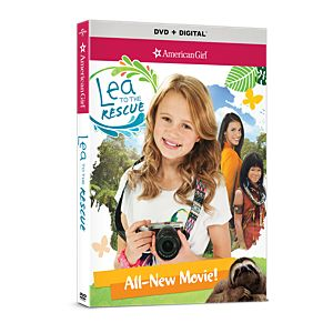 Lea to the Rescue DVD