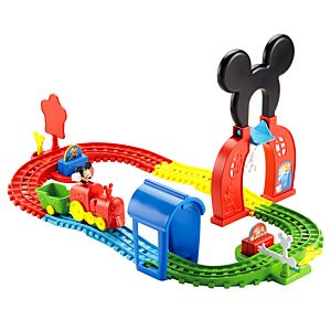 Mickey Mouse Clubhouse - Mouska Train Express Playset