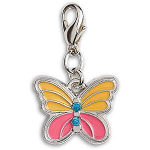 Butterfly Charm for Girls