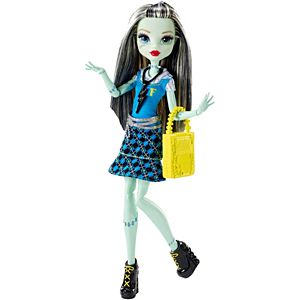Monster High® First Day of School Frankie Stein®Doll