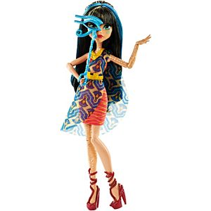 Monster High® Dance the Fright Away™ - Cleo de Nile™ Doll