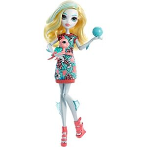 Monster High® Ghoul's Beast Pet™ Lagoona Blue® Doll & Turtle