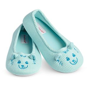 Pomeranian Slippers for Girls