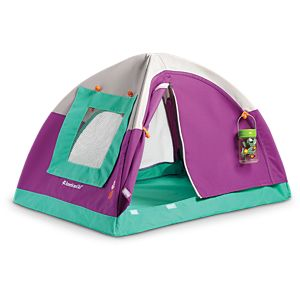 Adventure Tent for Dolls
